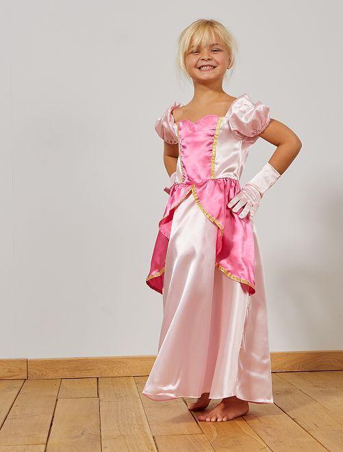 Vestito da principessa                             ROSA Bambini