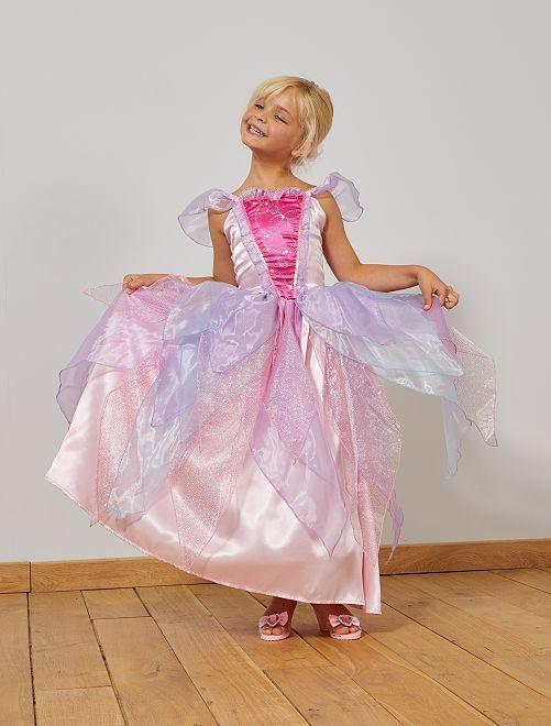 Vestito da principessa                             rosa/viola