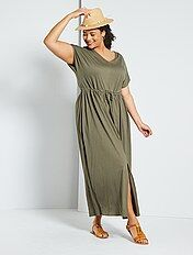 Vestiti lunghi taglie forti a prezzi scontati da donna