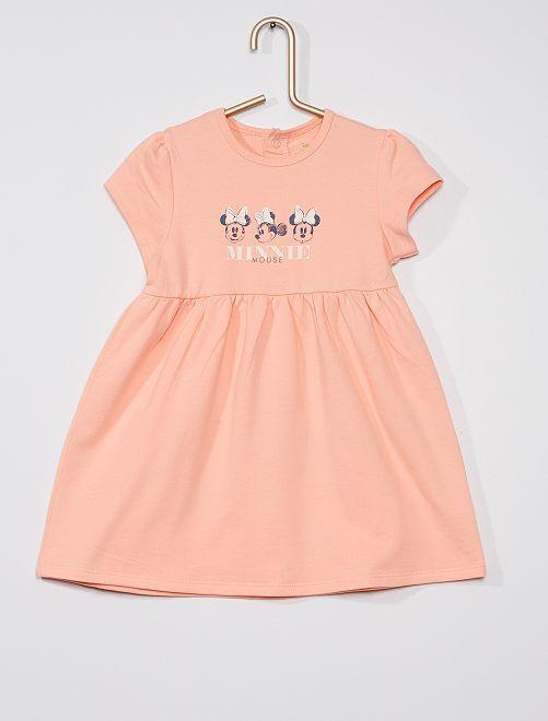 Vestito 'Minnie' 'Disney' in cotone                             ROSA