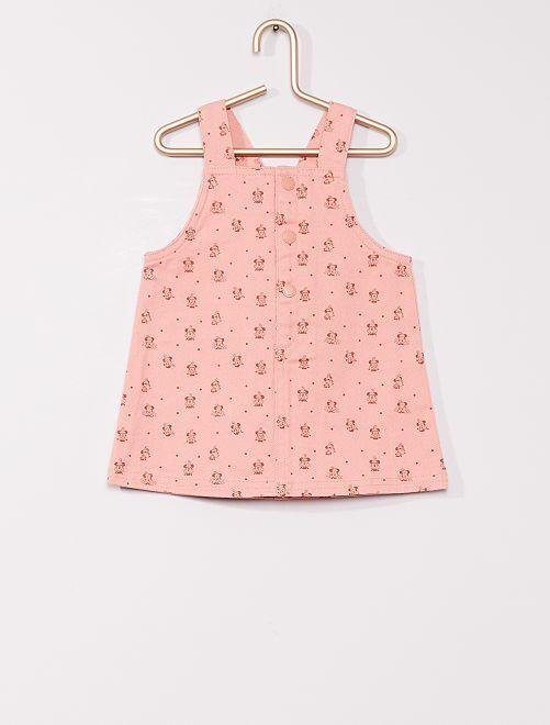 Vestito 'Minnie' eco-sostenibile di 'Disney'                             ROSA