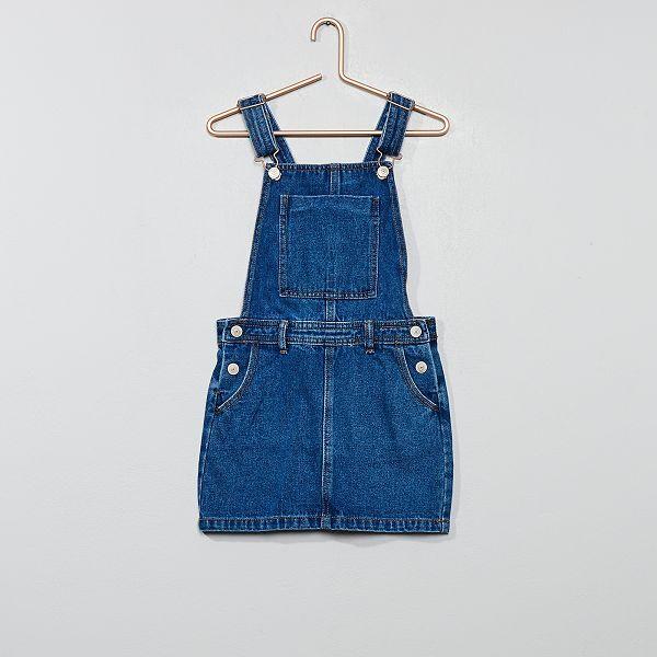 finest selection a2a6c be07a Vestito salopette jeans