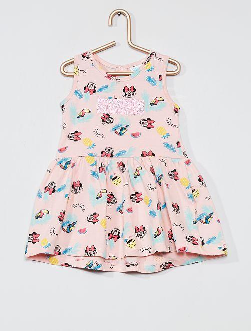 Vestito skater 'Minnie' 'Disney'                                         rosa