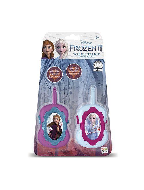 Walkie Talkie 'Frozen'                             multicolore