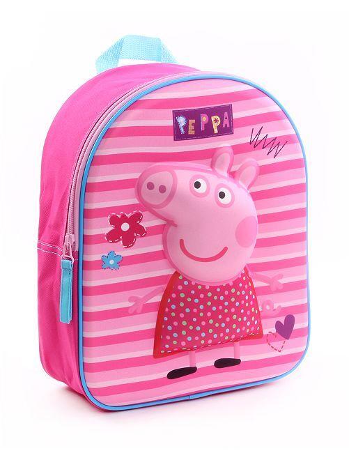 Zaino 'Peppa Pig'                             rosa