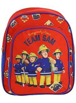 Zaini, grembiuli per la scuola - Zaino 'Sam il pompiere' - Kiabi